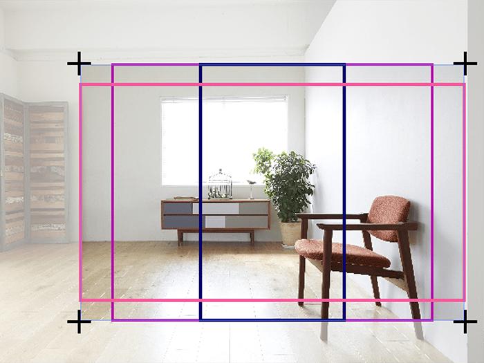 レスポンシブのフルスクリーン画像はどんな比率の写真が最適?